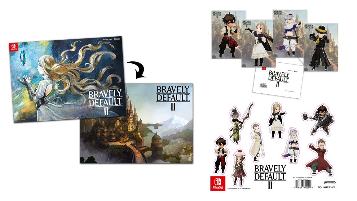 Bravely Default 2 | SimplyGames